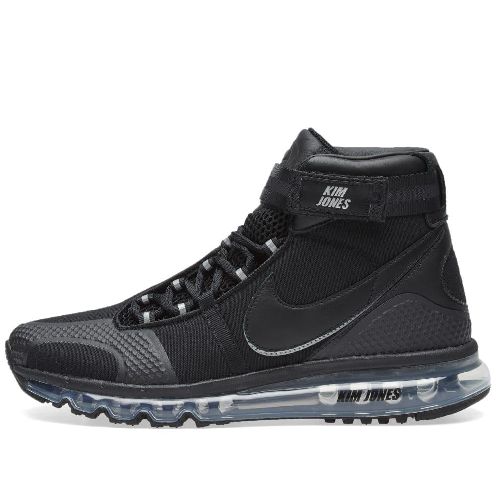 Nike Air Max 360 Kim Jones Black Where To Buy AO2313 001