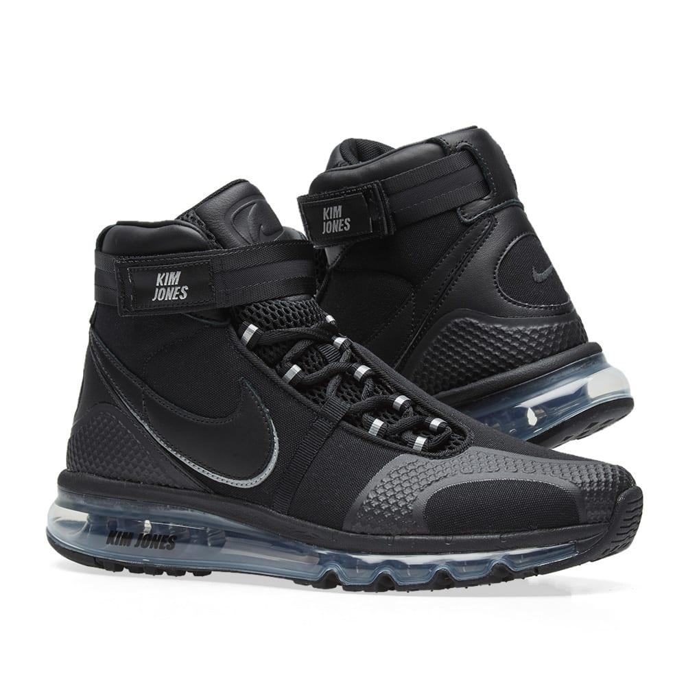 eb3594946 Nike x Kim Jones Air Max 360 Hi Black | END.