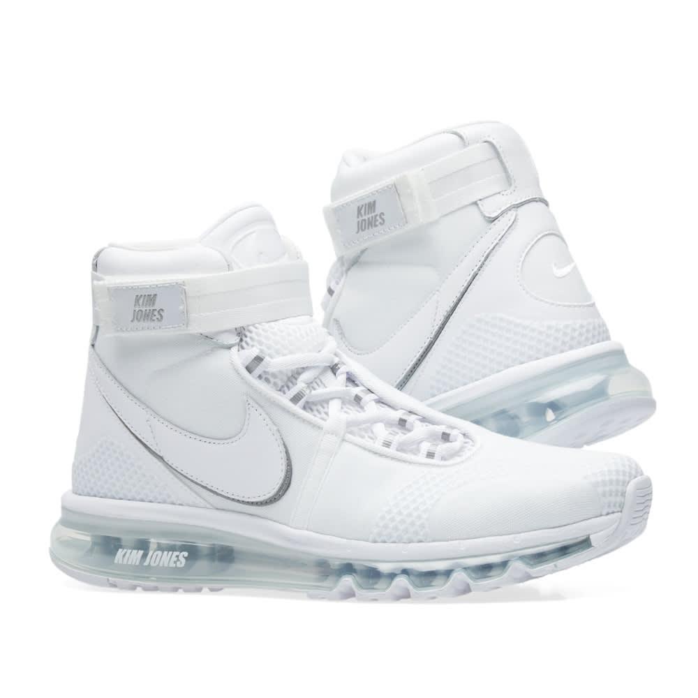 fb460a182e Nike x Kim Jones Air Max 360 Hi White & Black | END.