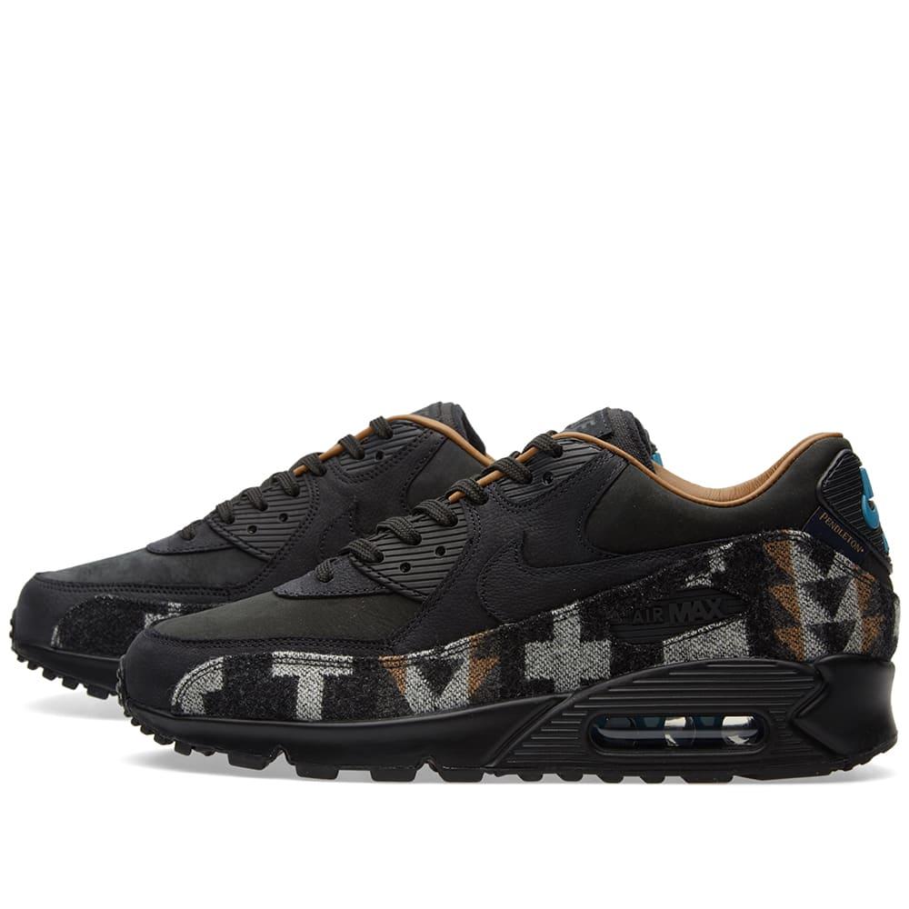 Nike x Pendleton Air Max 90 QS