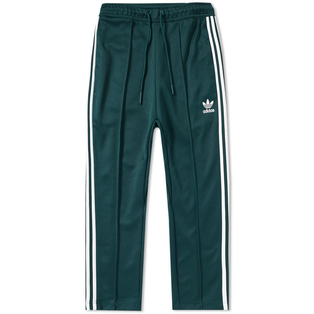 finest selection 7a507 93000 Adidas Relaxed Superstar Track Pant Green Night   END.