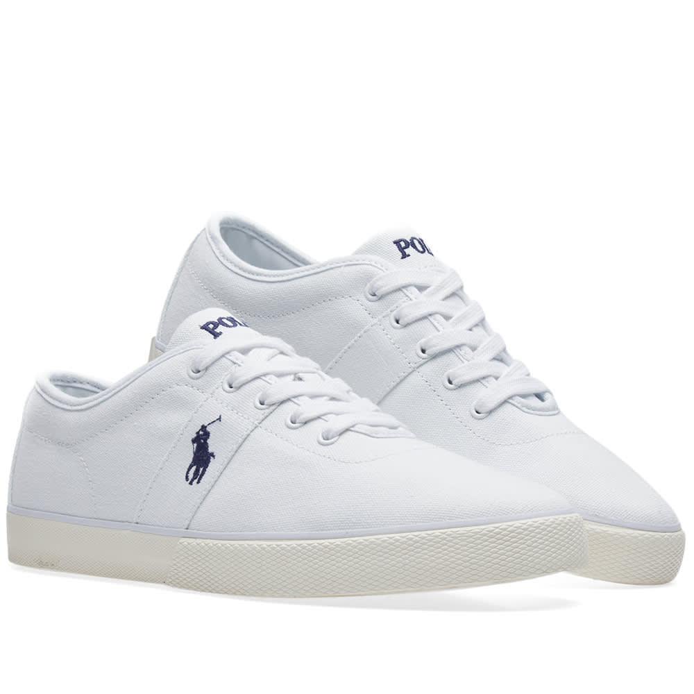 Polo Ralph Lauren Halford Sneaker White