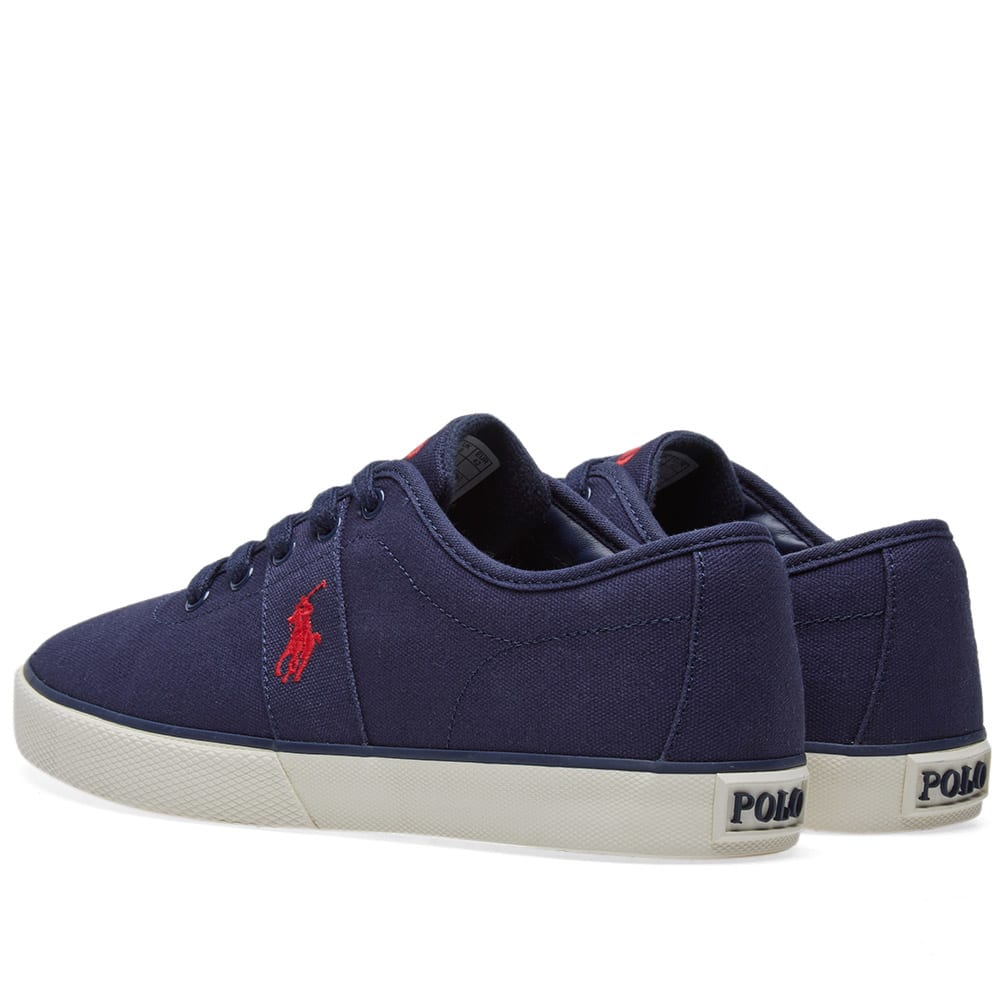 polo ralph lauren halford sneaker navy. Black Bedroom Furniture Sets. Home Design Ideas