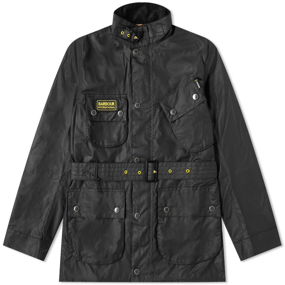Barbour International Slim International Wax Jacket