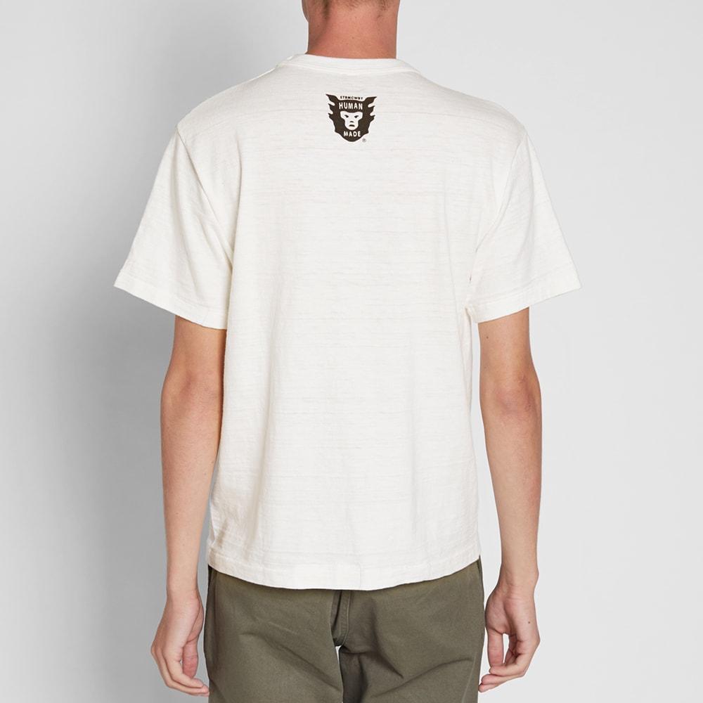 Human made 21st century tee white for Century 21 dress shirts