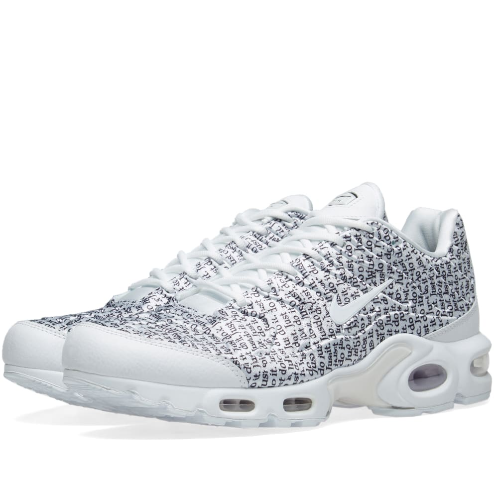 Air Max Plus Se Sneakers in White