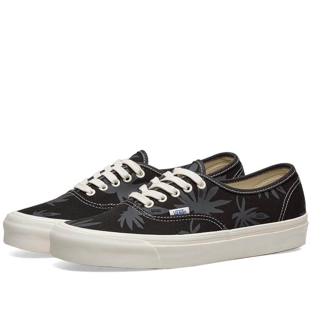 Vans Vault OG Authentic LX Black