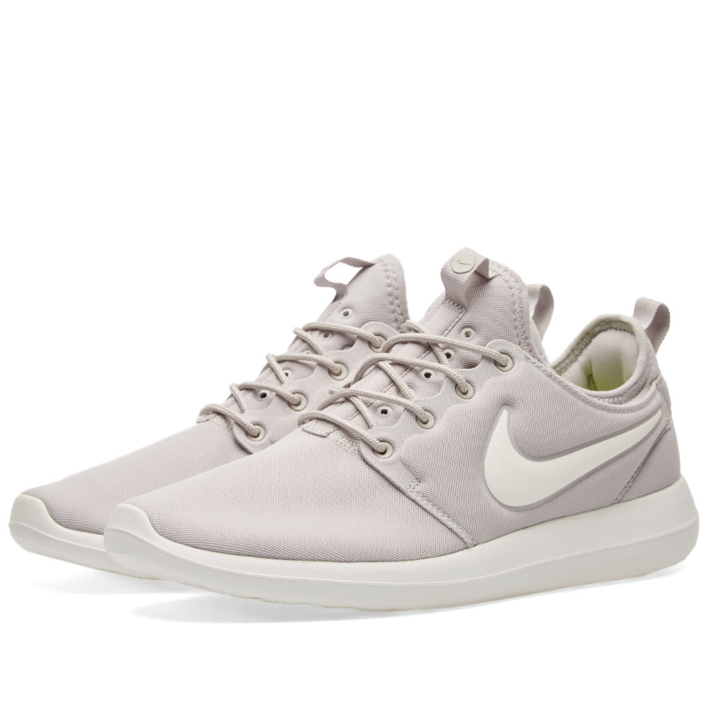 low priced 4daad de16c Nike W Roshe Two Iron Ore, Summit White   Volt   END.