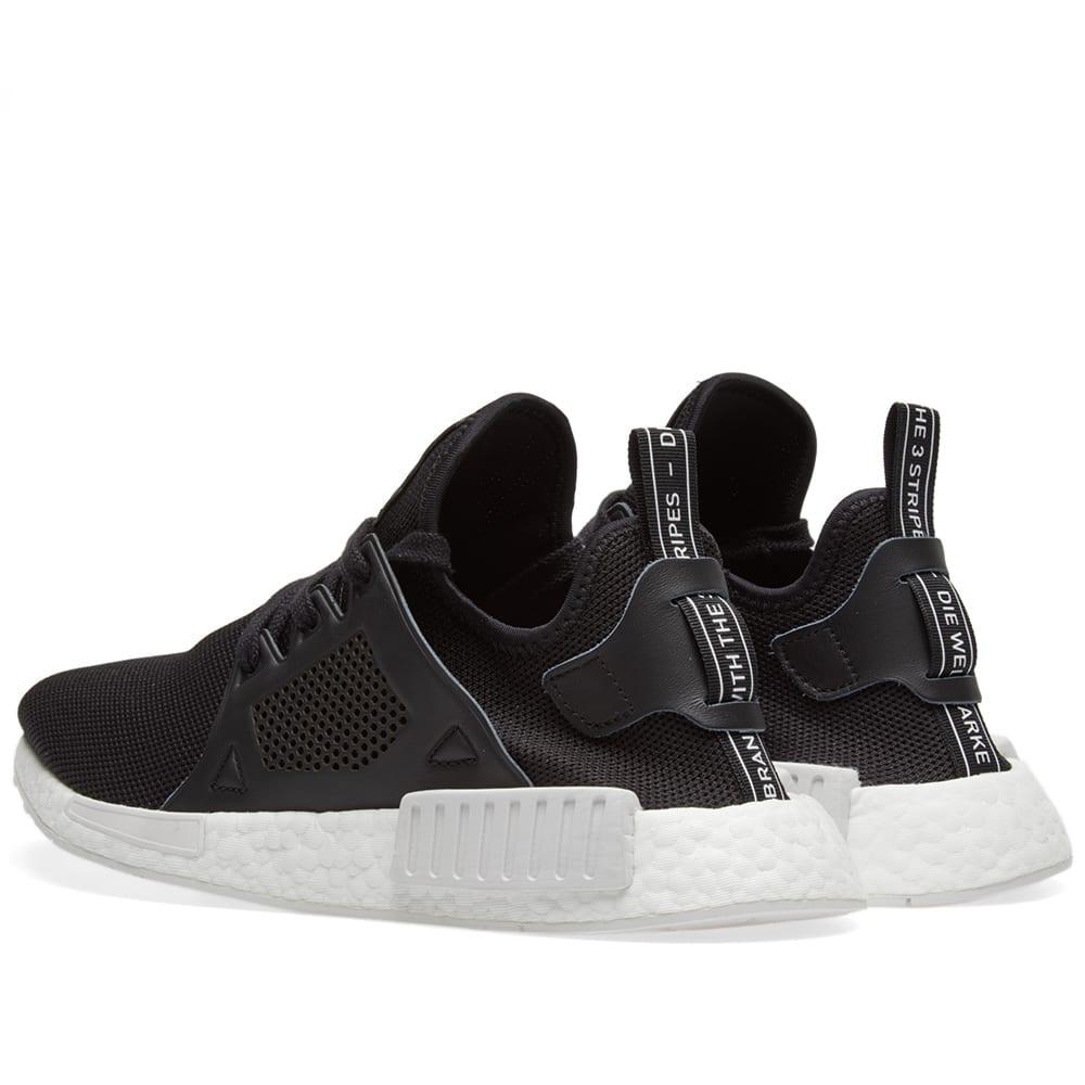 89533f2b0 Adidas NMD XR1 Core Black   White