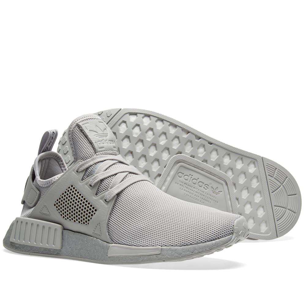 a1e673420 Adidas NMD XR1 Grey Two   Metallic Silver