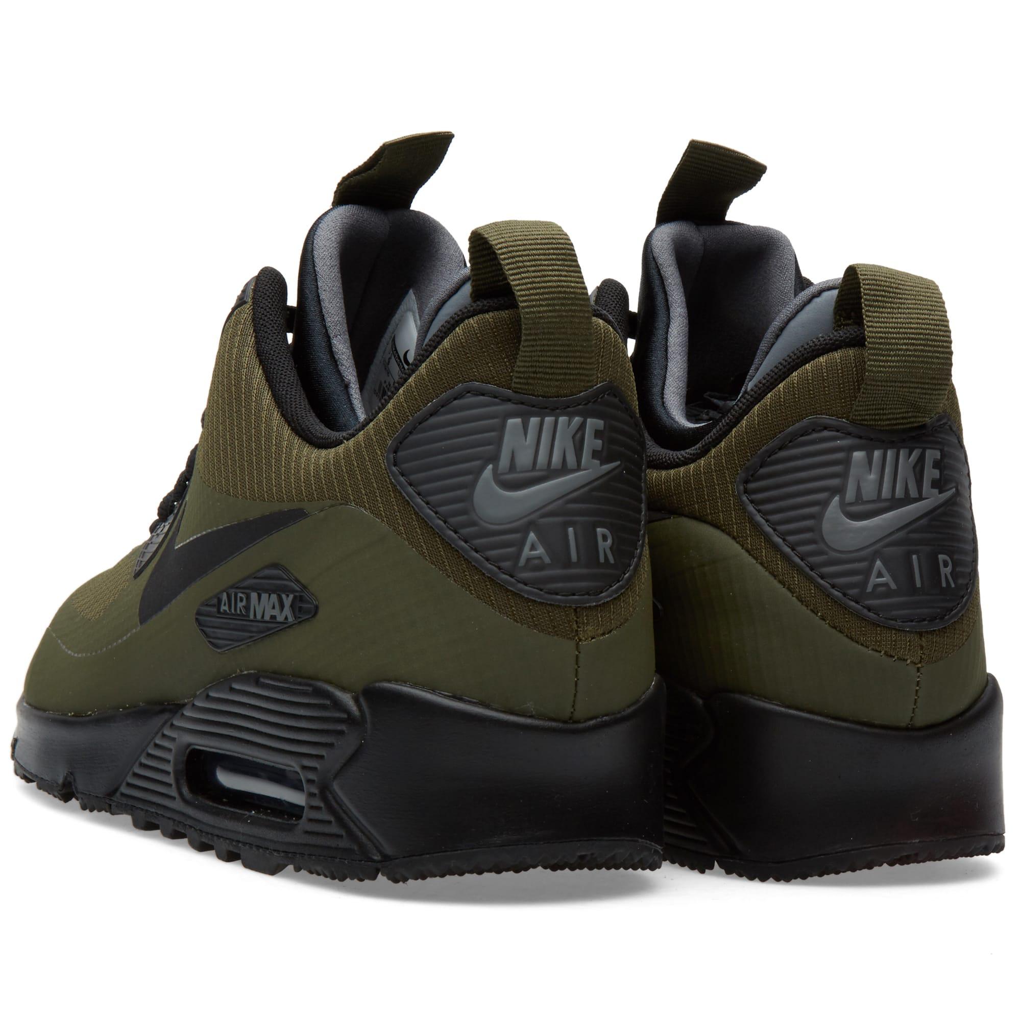 super popular dd2a6 e6504 Nike Air Max 90 Mid Winter