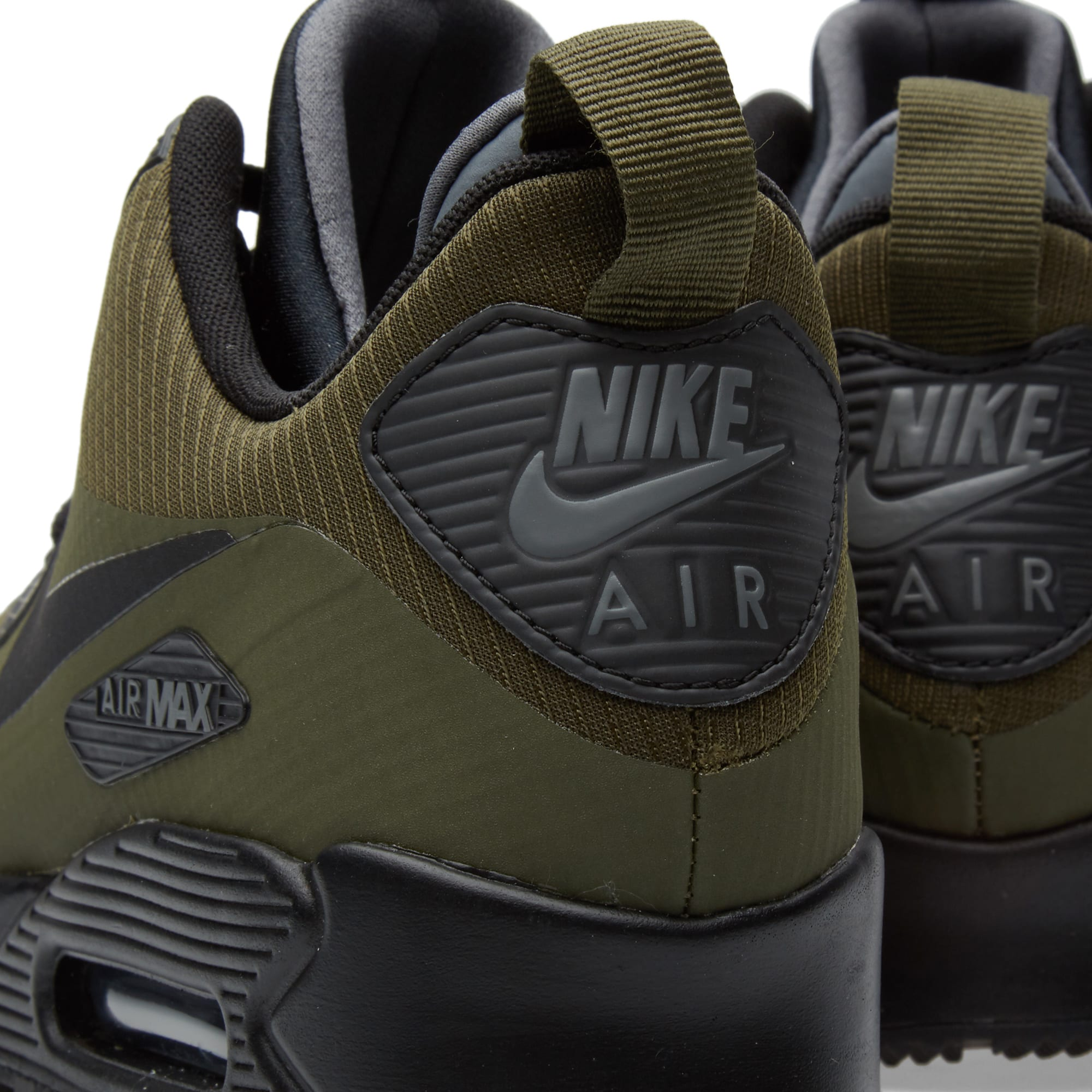 best loved 4bf55 e9fdc Nike Air Max 90 Mid Winter Dark Loden   Black   END.