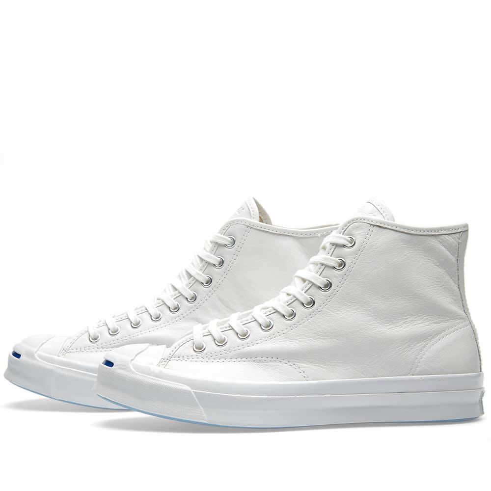 ad1866942408 Converse Jack Purcell Signature Hi Premium White