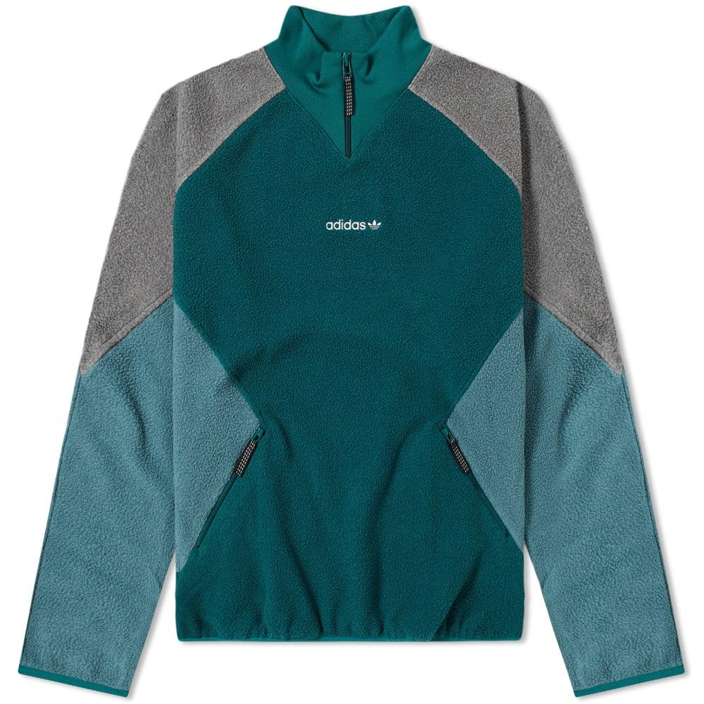 Adidas EQT Polar Jacket Noble Green | END.
