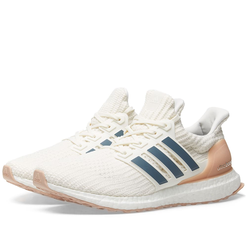 Adidas Ultra Boost White, Ink \u0026 Vapor