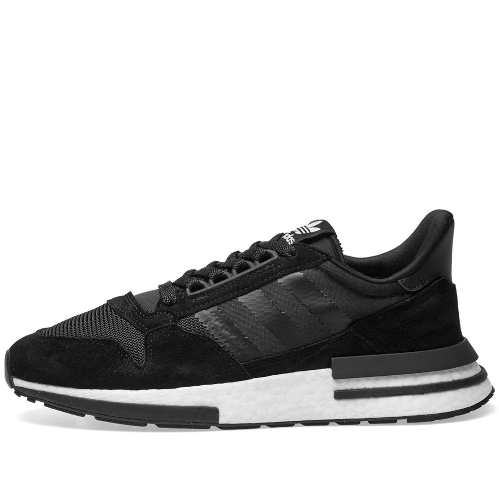 lowest price c1986 83d72 Adidas ZX 500 RM Core Black   White   END.