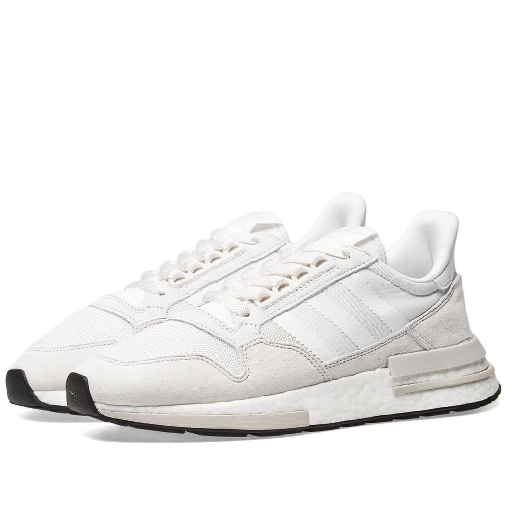 8670421eba676 Adidas ZX 500 RM White