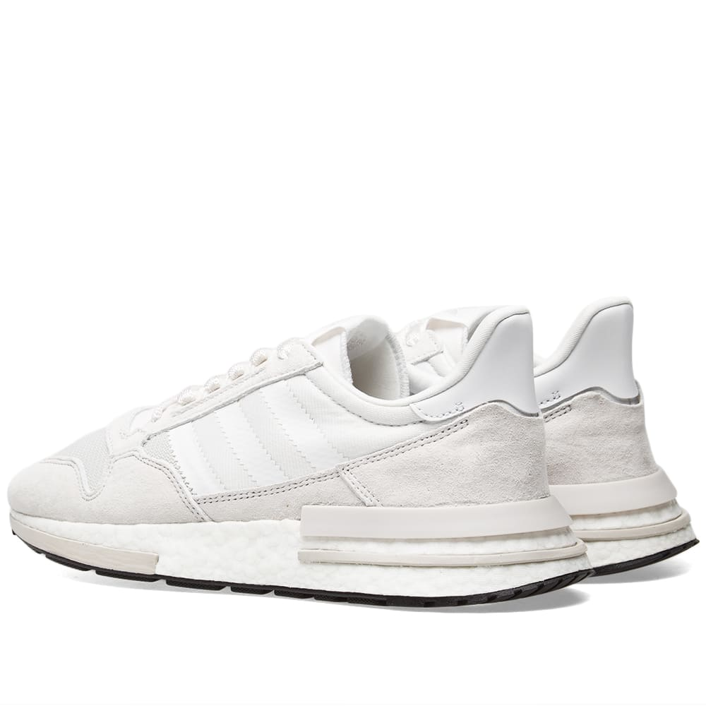 buy online ee019 d1ddc Adidas ZX 500 RM White   END.