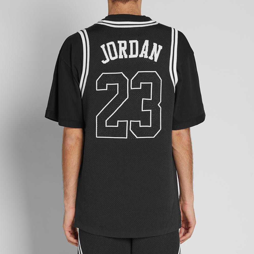 free shipping 4cfd0 5e615 Jordan x Paris Saint-Germain Flight Jersey 23