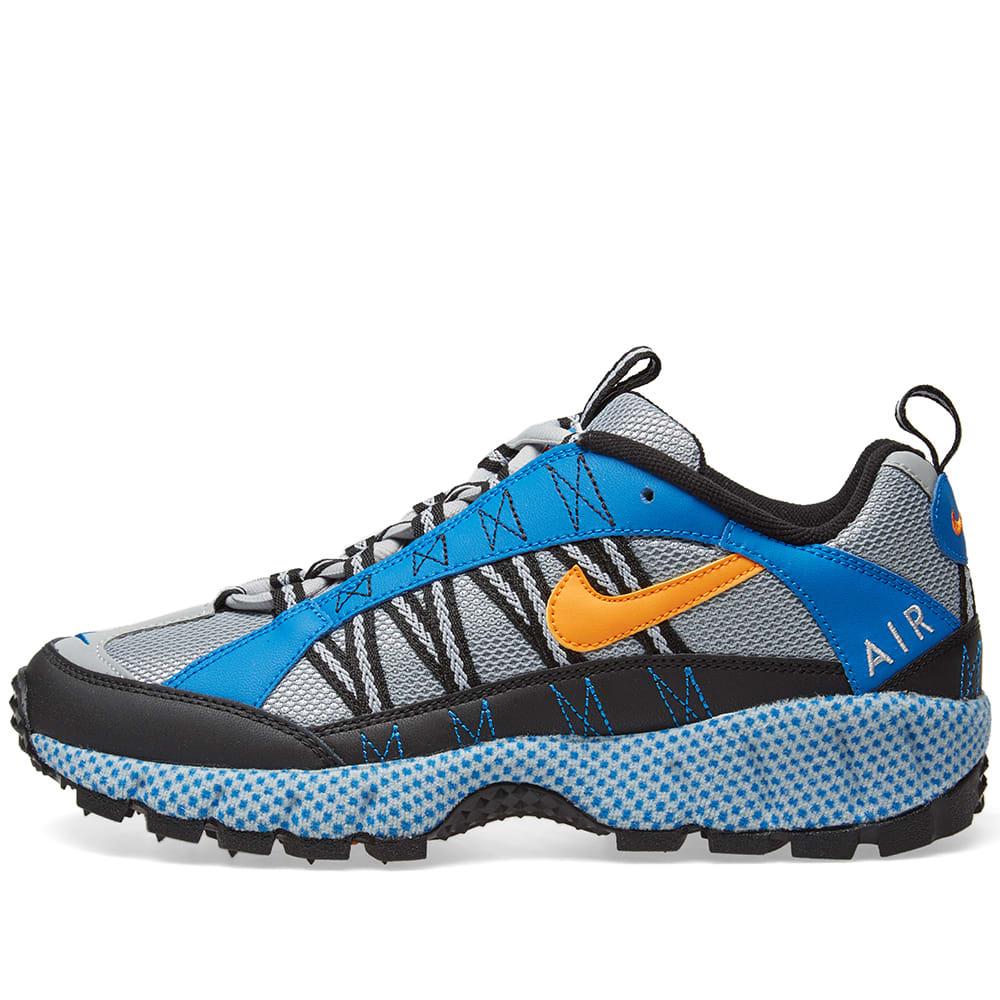 buy online 0ba4b 9b838 Nike Air Humara '17 QS Silver, Blue Spark & Black | END.