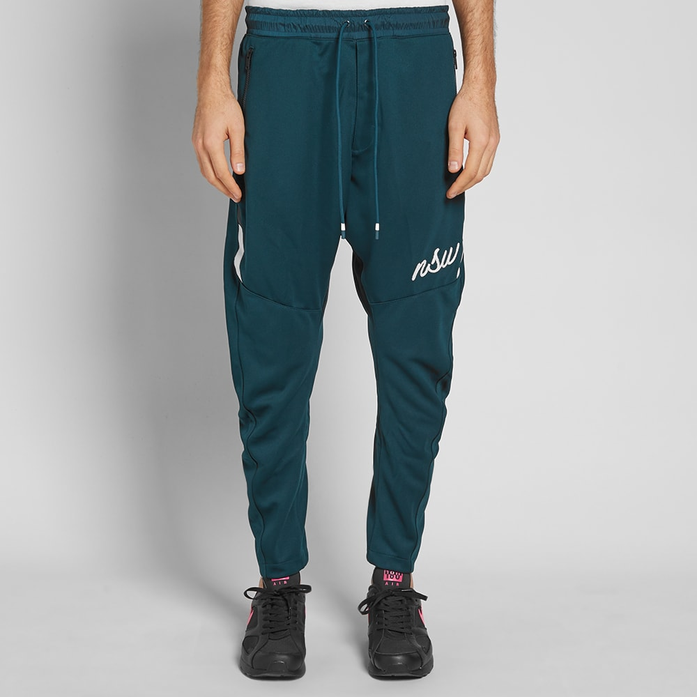finest selection fc9e9 1eb8e Nike Sportswear Jogger Midnight Spruce   White   END.