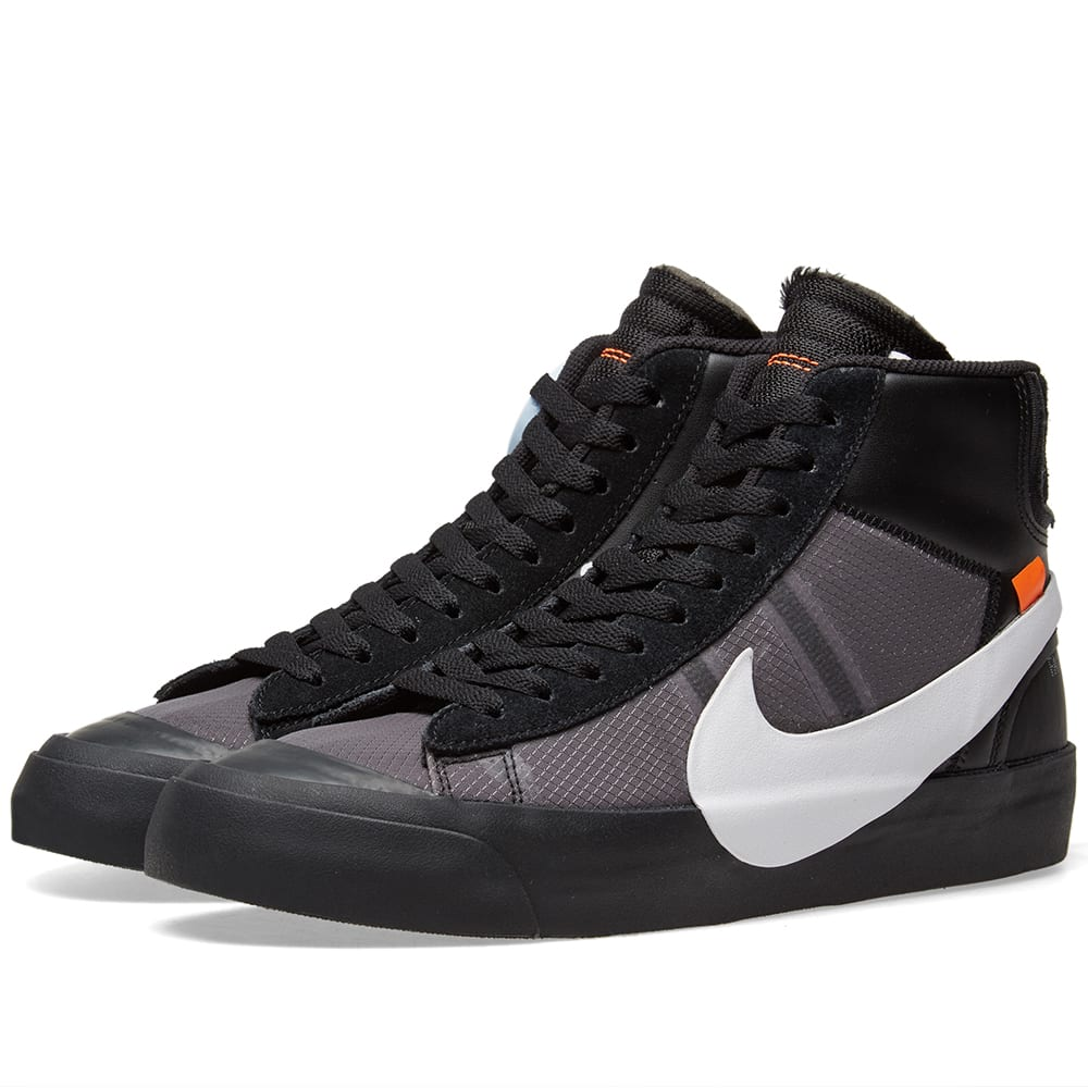 The Ten : Nike Blazer Mid