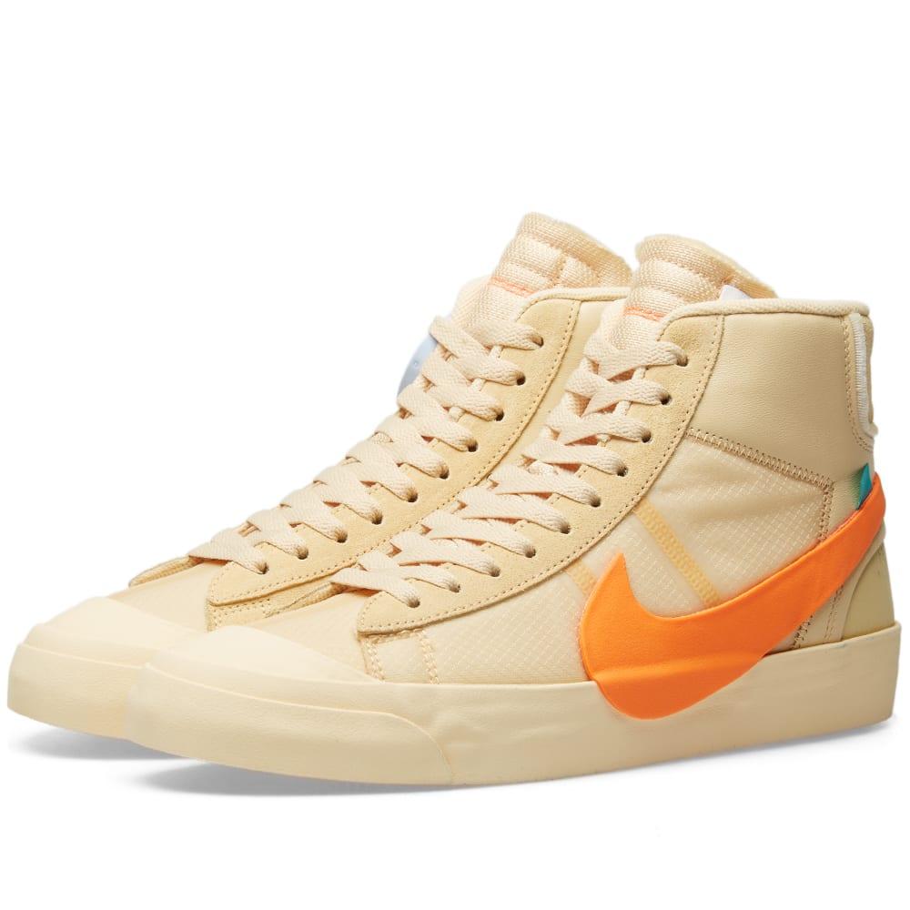 The Ten : Nike Blazer Mid Canvas, Total