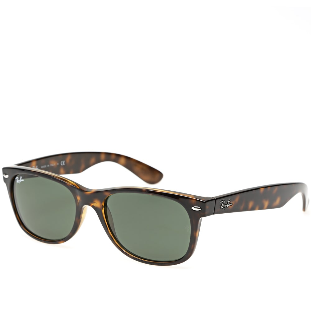 ray ban new wayfarer sunglasses havana. Black Bedroom Furniture Sets. Home Design Ideas