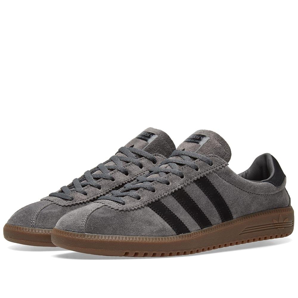 Adidas Bermuda Grey Five \u0026 Core Black
