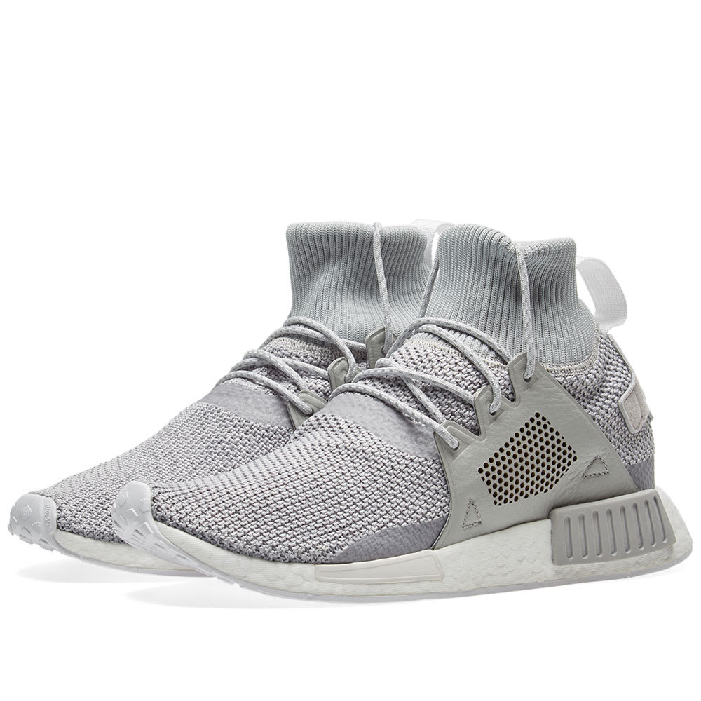 578a84cdb Adidas NMD XR1 Winter PK Grey Two
