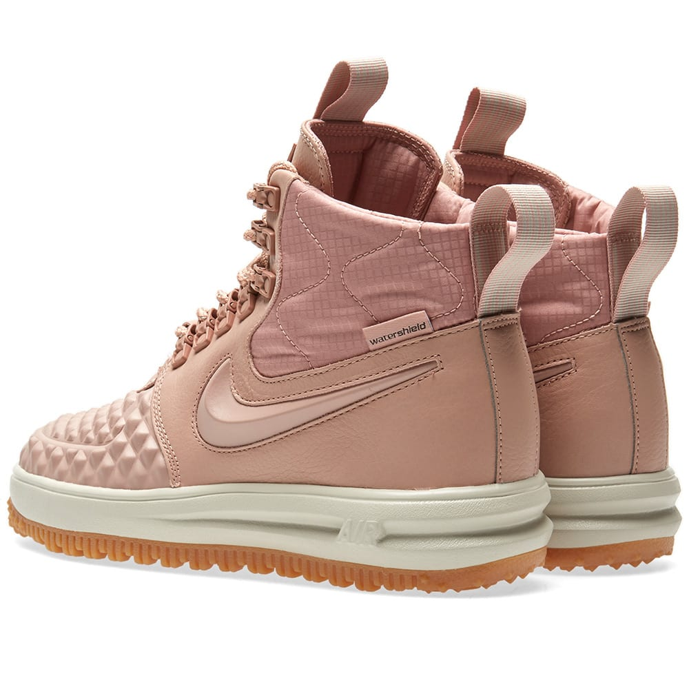 best sneakers 58abd acb52 Nike Lunar Force 1 Duckboot W Particle Pink   END.