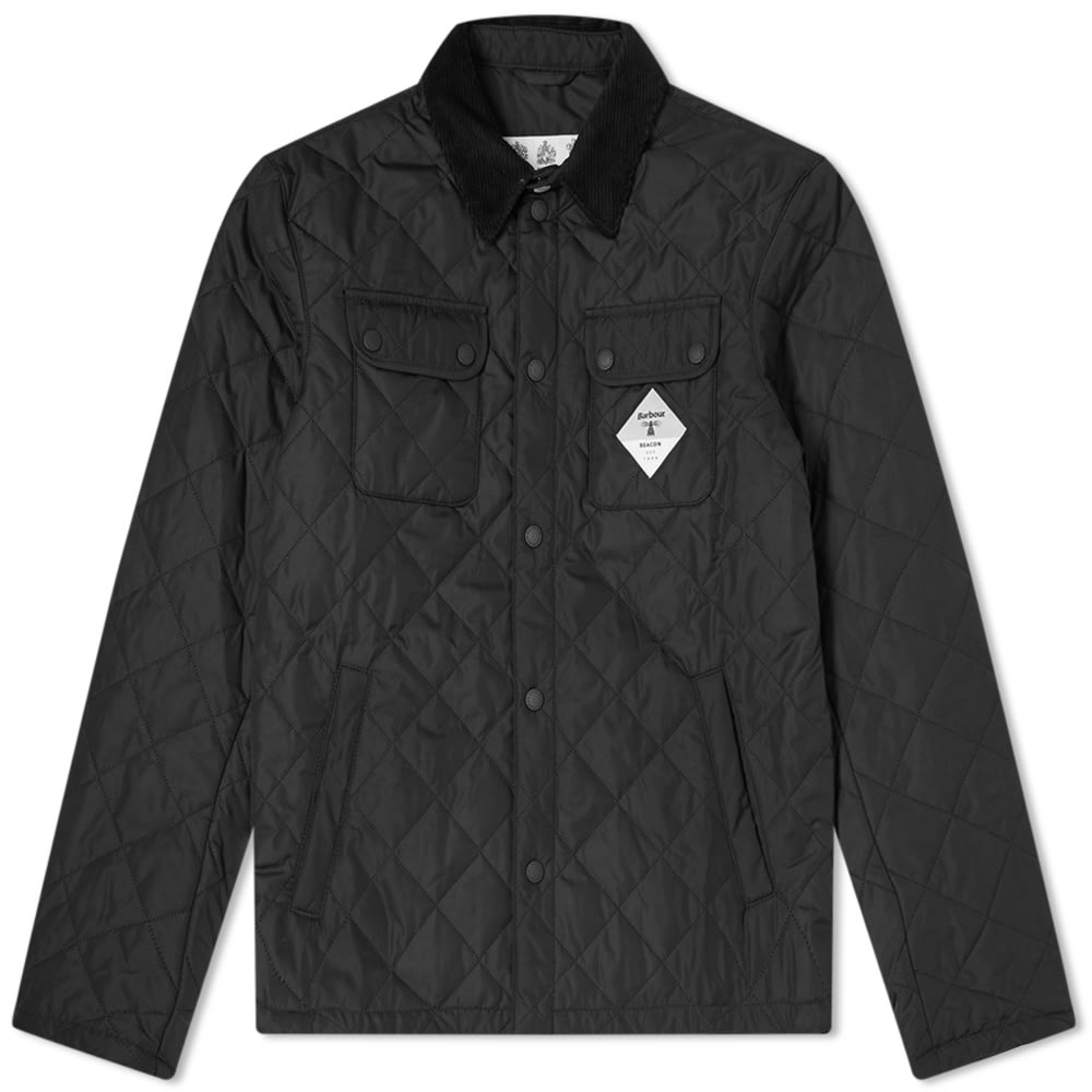 Barbour Beacon Aken Quilt Jacket