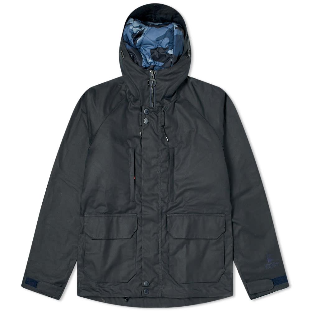 Barbour Doridge Wax Jacket