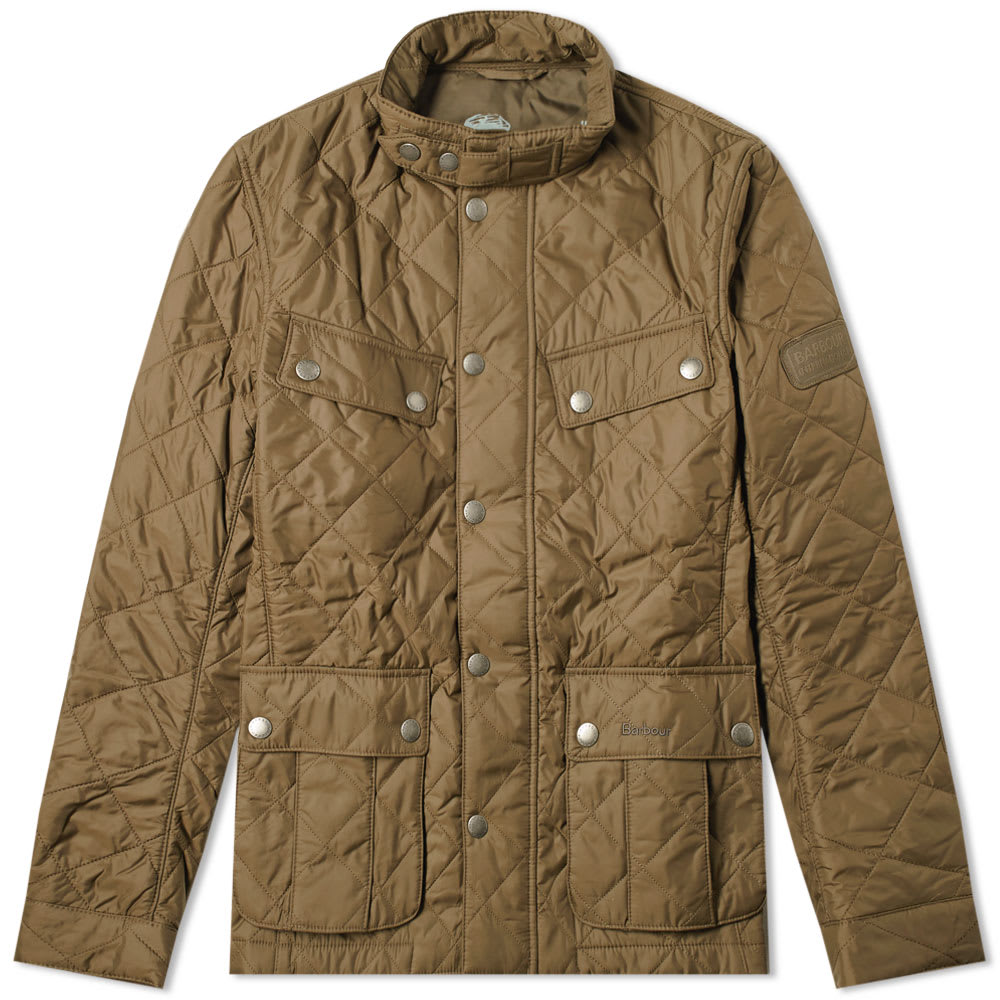 Barbour International Ariel Quilt Jacket