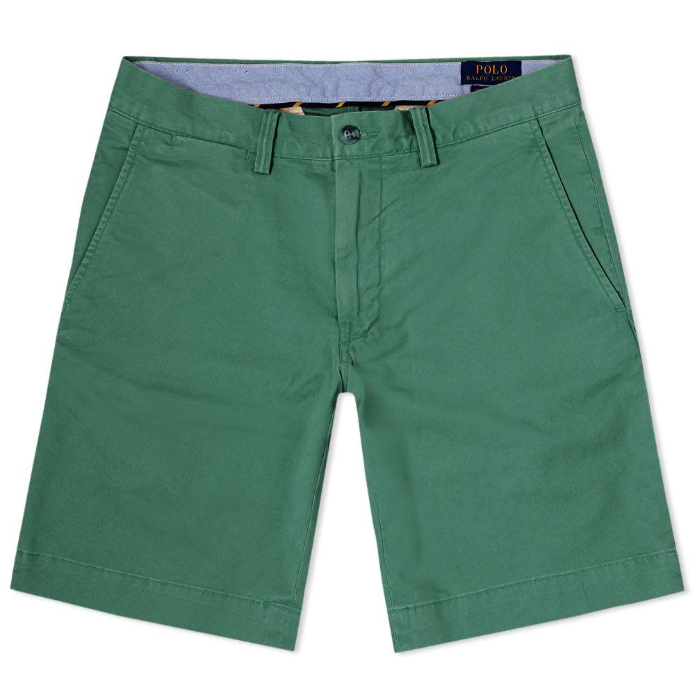 Polo Ralph Lauren Chino Short In Green