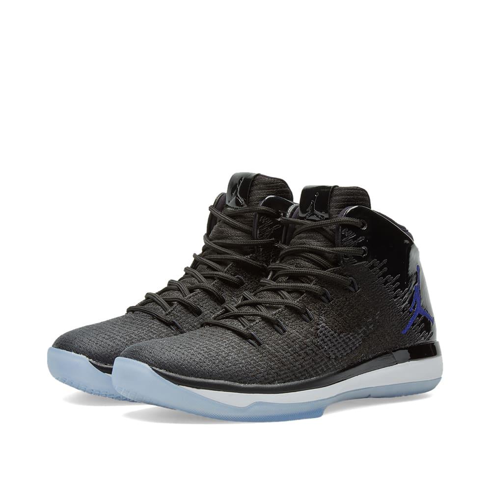 f1cd3cf8131d26 Nike Air Jordan 31 GS  Space Jam  Black