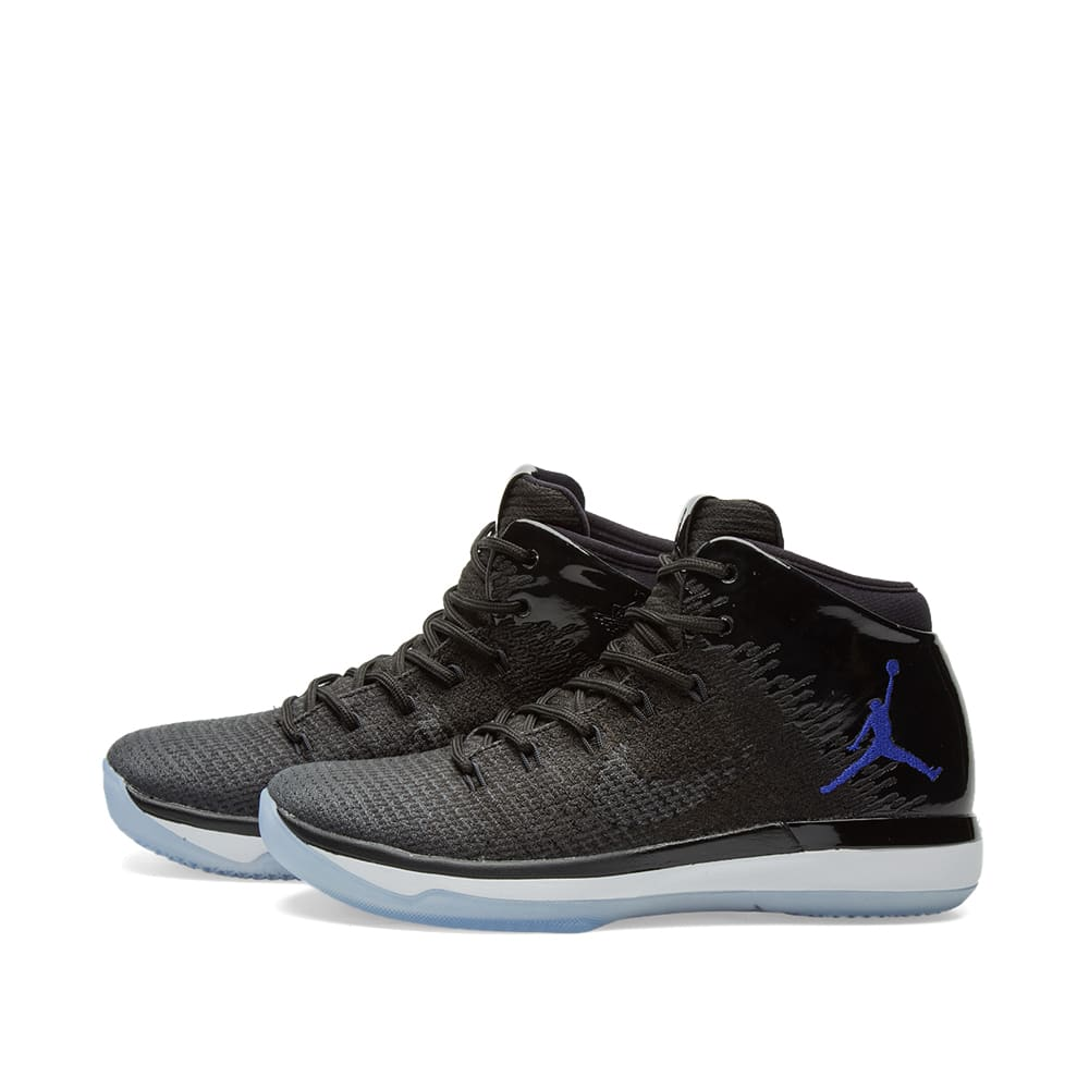 info for 4845f 2a210 Nike Air Jordan 31 GS  Space Jam  Black, Concord   Anthracite   END.
