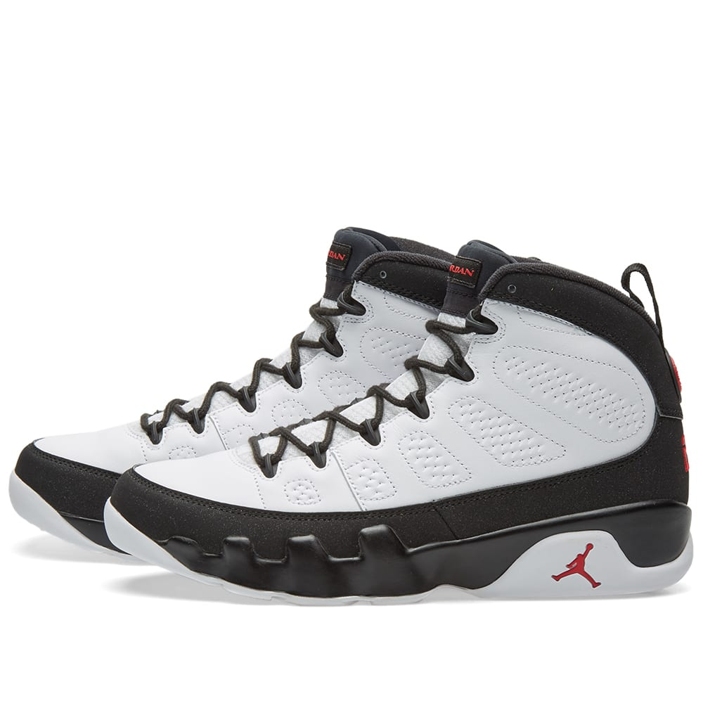 832e095a975300 Nike Air Jordan 9 Retro  Space Jam  White