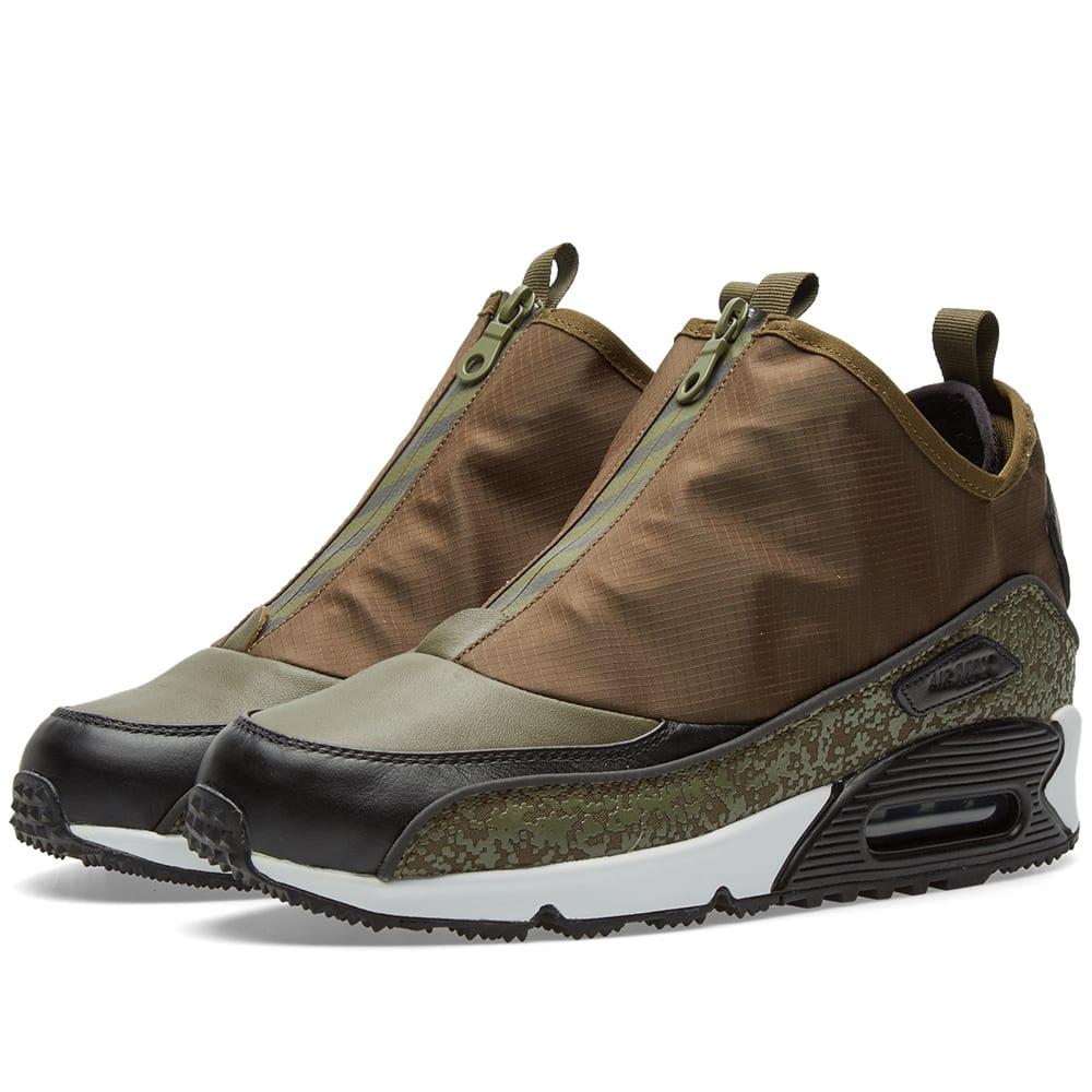Nike Air Max 90 Utility Dark Loden Green SneakerFiles  SneakerFiles