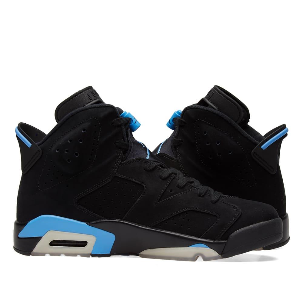 newest fee7d f8e51 Nike Air Jordan 6 Retro UNC