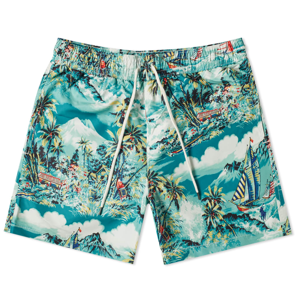 Traveller Lauren Polo Short Ralph Swim 8wnkXNOP0Z