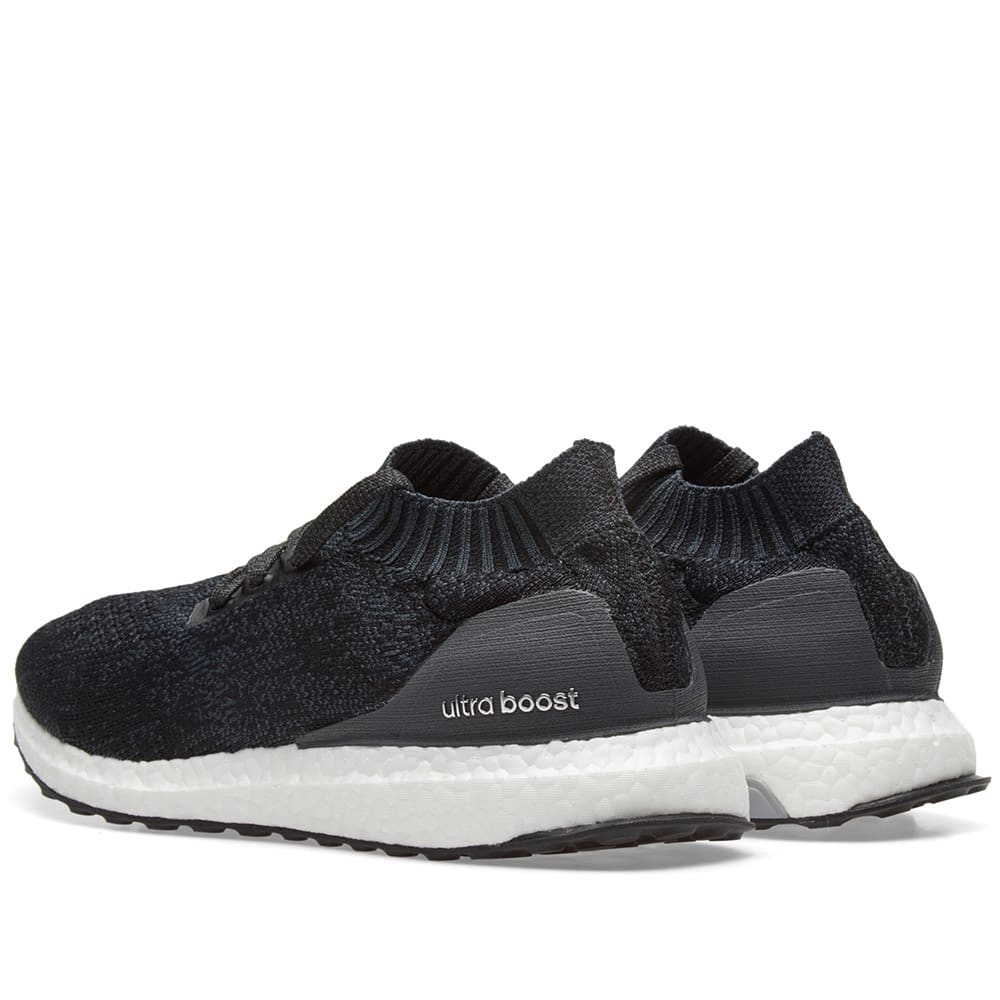 super popular aa3bc 28751 Adidas Ultra Boost Uncaged Carbon, Core Black   Grey   END.