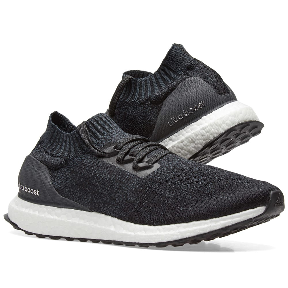 online store e57ea d950f Adidas Ultra Boost Uncaged. Carbon, Core Black   Grey