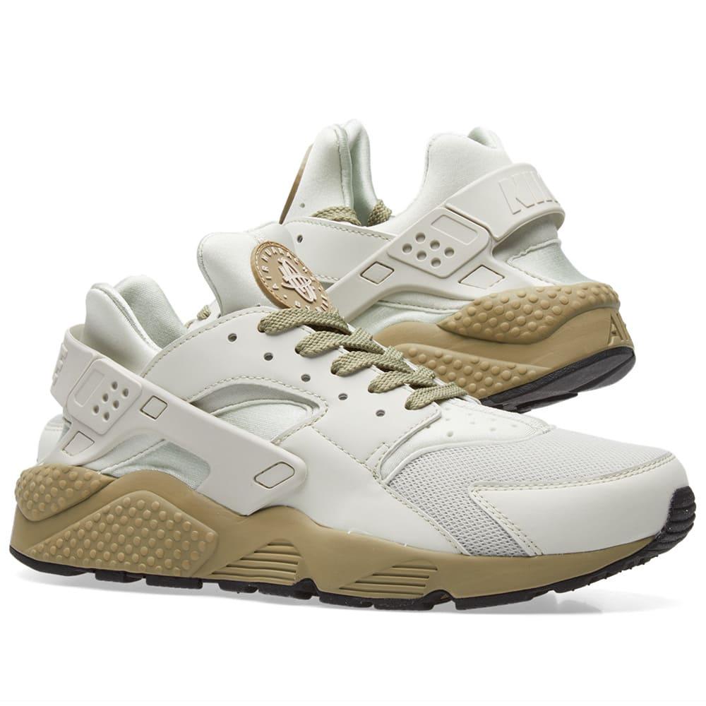 best loved ee8d0 8769b Nike Air Huarache Run. Light Bone   Neutral Olive
