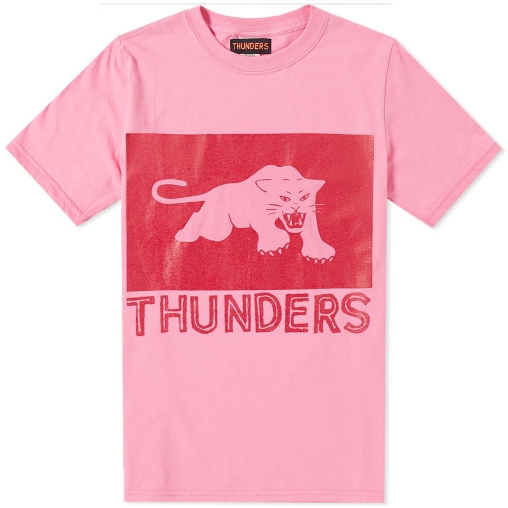 THUNDERS PANTHER TEE