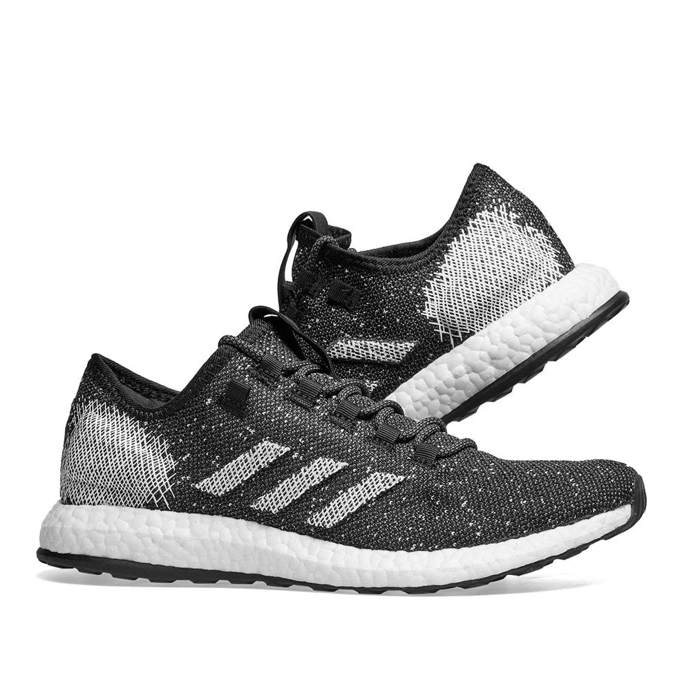 adidas Mens Pureboost Running Shoes B37775