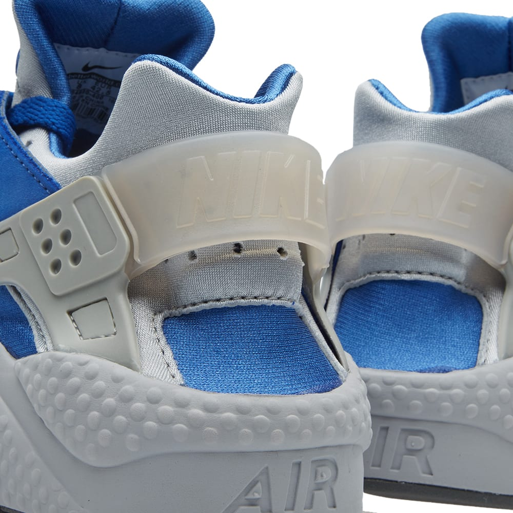 sale retailer 0019a fe0f8 Nike Air Huarache Run Premium Varsity Royal   Wolf Grey   END.