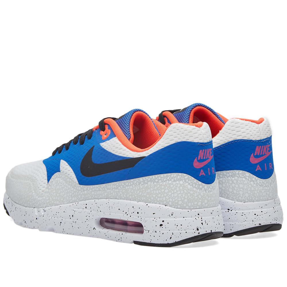 819476 104 Nike Air Max 1 Ultra Essential Shoes White