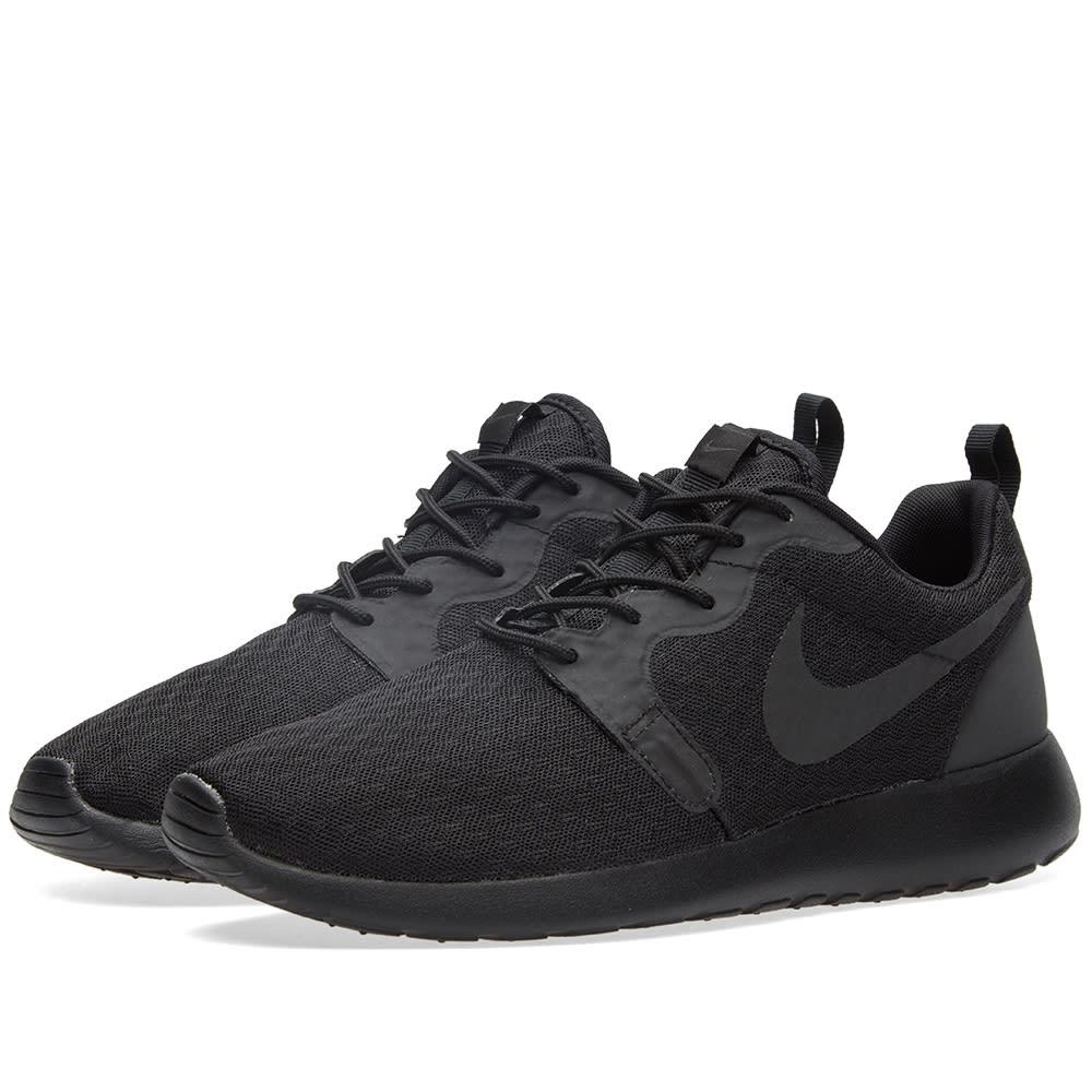 760054fb175 Nike Roshe One Tech Hyperfuse Black