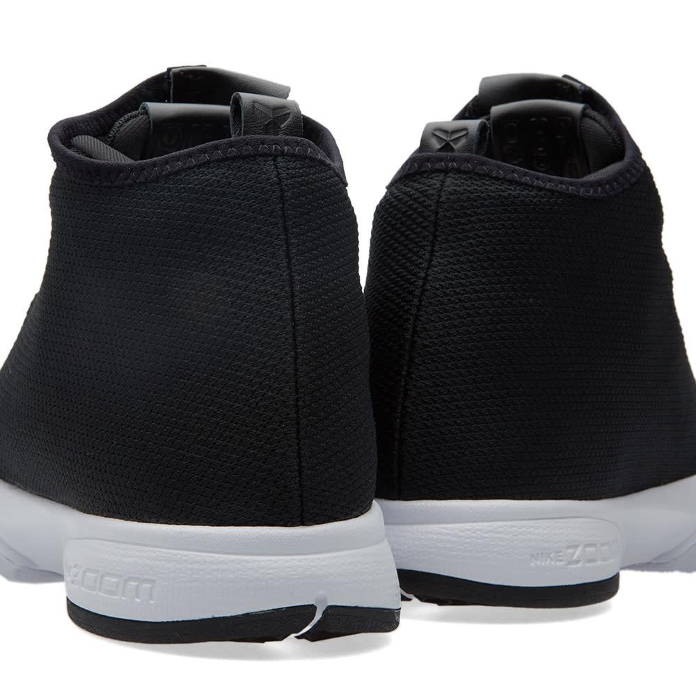 new style 6b217 6e243 Nike Zoom Kobe Icon Black, Dark Grey   White   END.
